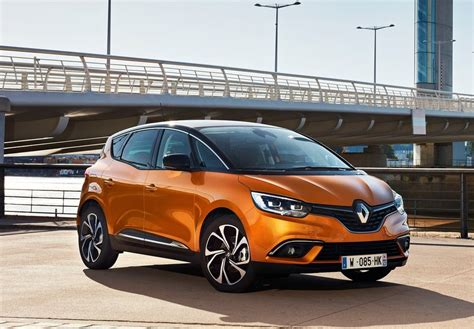 renault scenic 2017 white the motoring world all new renault sc 233 nic and grand