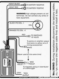 Msd Ignition Digital  Wiring Diagram Professional Msd 6btm
