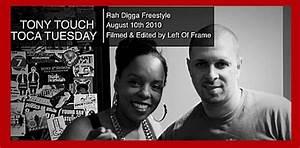 Rah Digga freestyle @ Tony Touch's Toca Tuesdays 10/08/10 ...