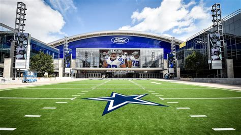 The Star, the Dallas Cowboys' New World Headquarters, Is ...