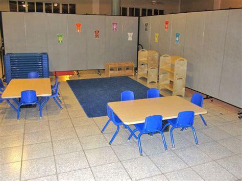 pre school room dividers separate areas screenflex 148 | Nursery Dividers 5