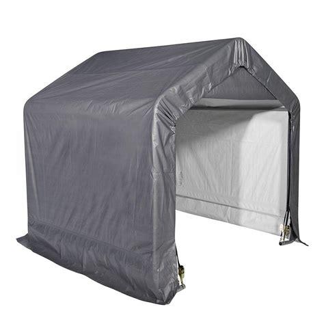 Shelterlogic Sheds by Shelterlogic Shed In A Box 6 Ft X 6 Ft X 6 Ft Grey Peak