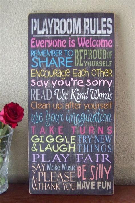 Best 25+ Playroom Signs Ideas On Pinterest  Playroom. Insulin Dependent Signs. Clot Signs. Education Manual Signs Of Stroke. 19th November Signs