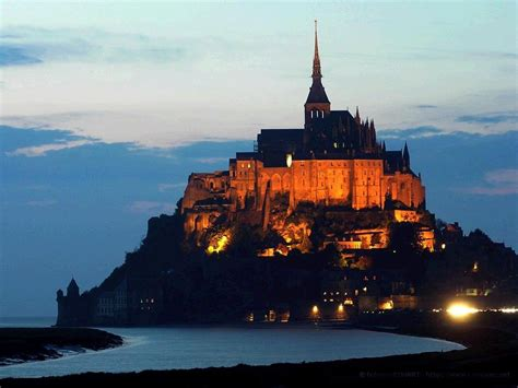 normandia mont michel