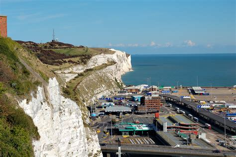 Port of Dover sets new record for export freight vehicles ...