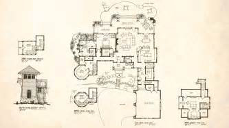 pictures of floor plans mountain architects hendricks architecture idaho mountain house