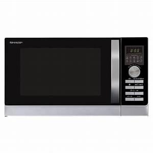 Pizza In Mikrowelle : sharp r843inw silber elektro mikrowelle 25 l garraum kindersicherung hei luft ebay ~ Markanthonyermac.com Haus und Dekorationen