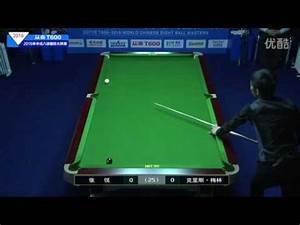 Zhang Yue VS Chris Melling - 2016 World Chinese 8 Ball ...