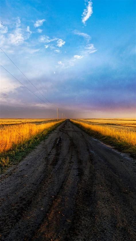 hdwallpaperscom  country road   field