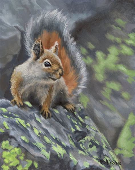 Pin on British Mammals & Painting of British Mammals