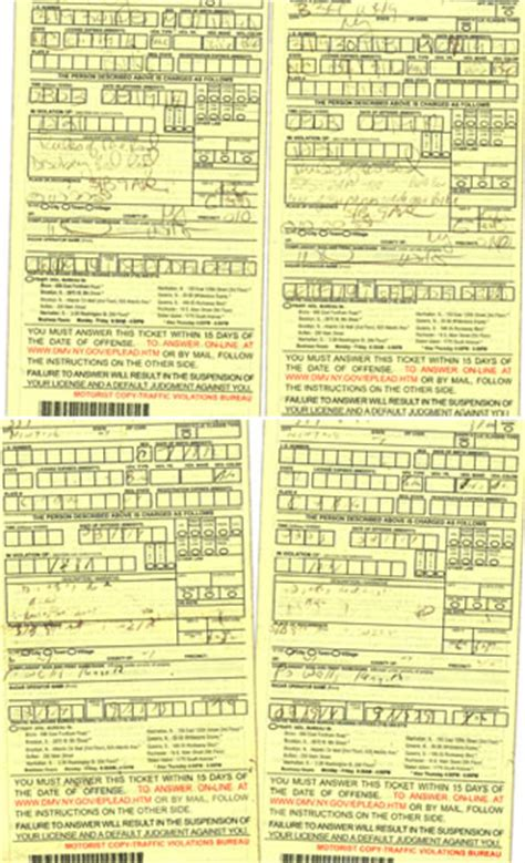 bureau citation petition seeks to abolish nyc traffic violations bureau