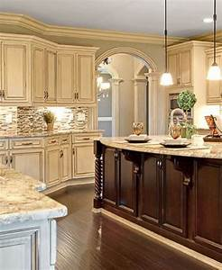 best wall color for white kitchen cabinets 2270