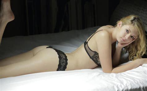 Wallpaper Lingerie Bed Panties Sexy Girl Lena Anderson Ass Black Lingerie Blaire Blaire