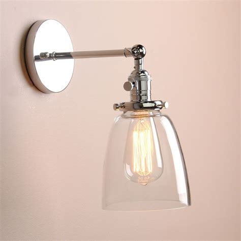 details about modern vintage filament wall light sconce