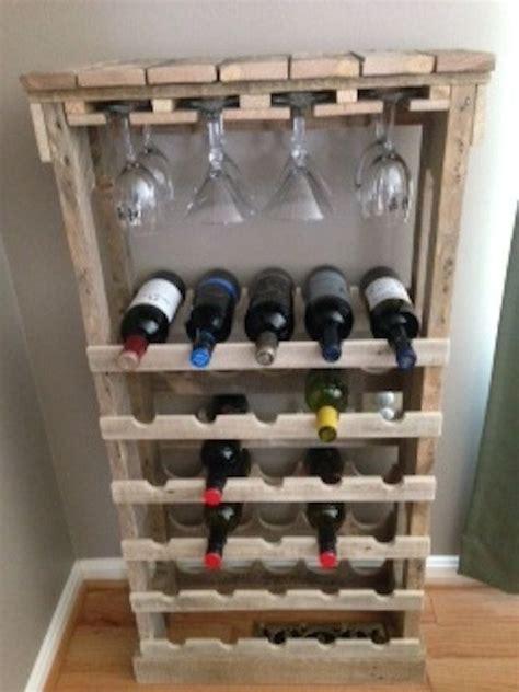 wine rack wood pallets ideas pallet wine wine rack