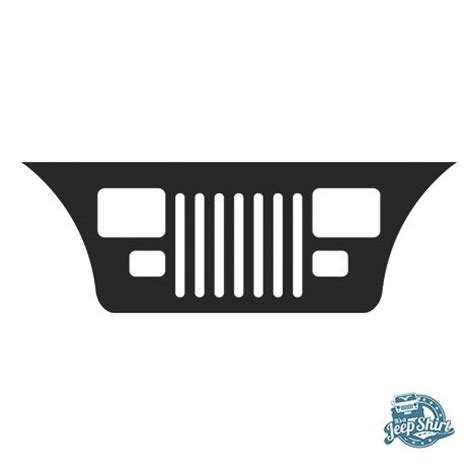 jeep grill decal 17 best images about jeep jeep jeep jeep jeep on pinterest