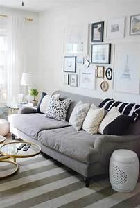 Viele Bilder Aufhängen : wohnzimmer inspiration anregung f r ihre individuelle ~ Lizthompson.info Haus und Dekorationen