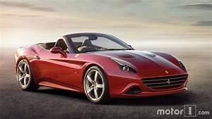Nouvelle Ferrari Portofino : photos quand la ferrari portofino rencontre la california t ~ Medecine-chirurgie-esthetiques.com Avis de Voitures
