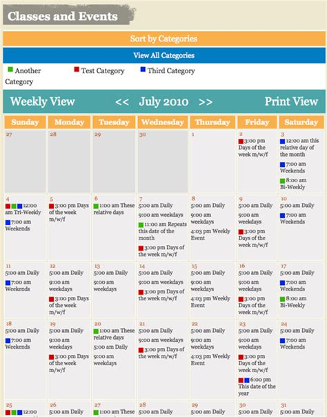 top calendar plugins wordpress wp solver