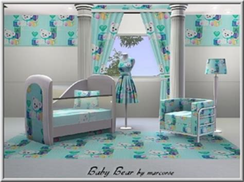 Sims 3 Downloads  'baby Nursery