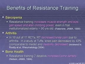 Resistance-Training Benefits