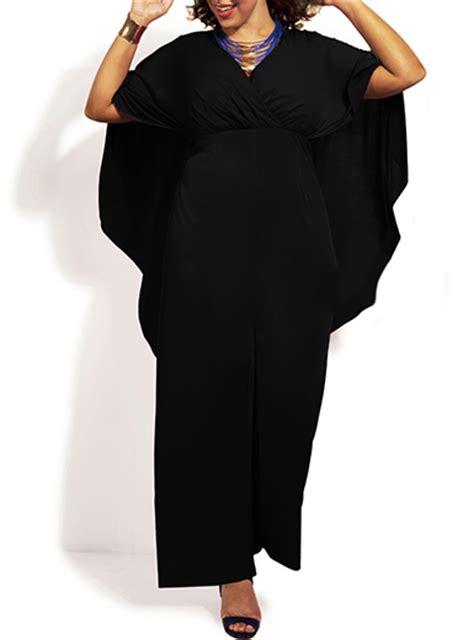 jumpsuit cape plus size m xl s plus size one cape style jumpsuit