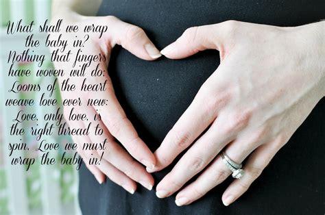 beautiful pregnancy quotes quotesgram