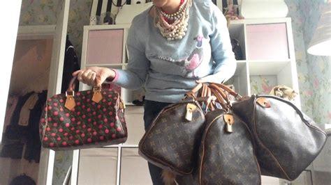 louis vuitton speedy handbag size comparison      bag guide youtube