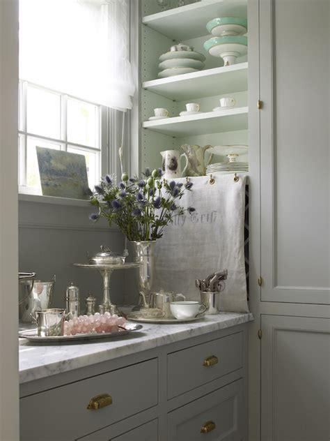 shabby chic pantry cottage kitchen john hummel
