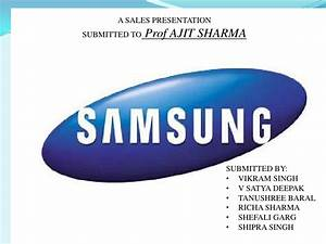 samsung ppt With samsung presentation template