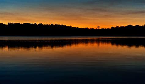 Sunset Photos from Lake Wauburg, Gainesville, Florida ...