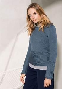 Pullover Trends 2017 : lana grossa pullover brigitte no 1 das ist trend 2017 modell 16 maschentrends ~ Frokenaadalensverden.com Haus und Dekorationen