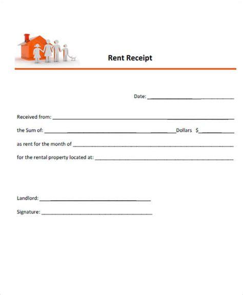 simple receipt template  sample  format