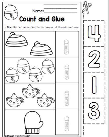 thanksgiving worksheets  kindergarten
