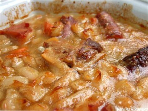 cuisiner un cassoulet la cassoulet de navarrenx