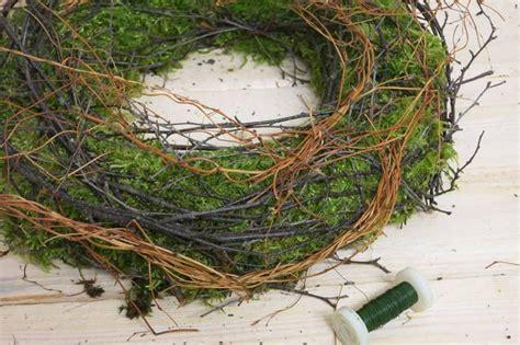 stehle selber bauen anleitung fr 252 hlingskranz einfach selber machen věnce primavera guirnaldas a bricolaje