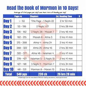 How Many Chapters In The Book Of Mormon Examples And Forms