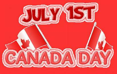 Canada July 1st Greetings Happy French English