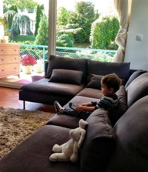 our grey ikea soderhamn sofa ideas for the house