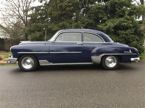 1952 Chevrolet Styleline Deluxe For Sale In Littleton