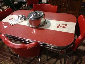 Love this retro kitchen table dinette sets pinterest for Retro kitchen table