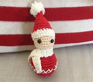 Tuto Sapin De Noel Au Crochet : d co de noel lutin au crochet tuto crochet deco noel noel et no l crochet ~ Farleysfitness.com Idées de Décoration