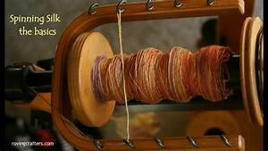 Handspinning Silk - The Basics