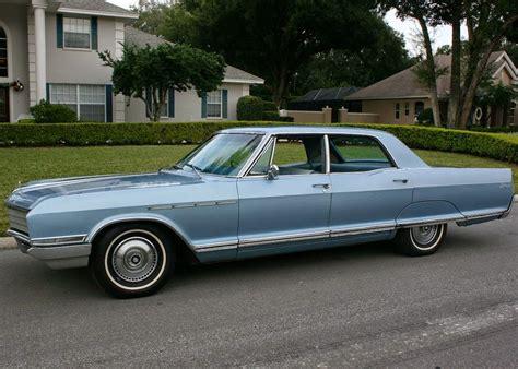 1966 Buick Electra 225 4-door Sedan