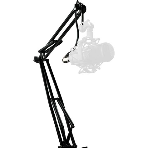 Rd Ijo Bpom telefunken m786 radio boom arm with built in xlr cable m