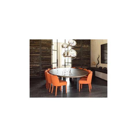 table de salle 224 manger ovale ellipse ph collection d 233 co en ligne tables de salle a manger