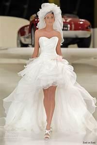 eme di eme 2014 pre collection wedding dresses wedding With short to long wedding dresses