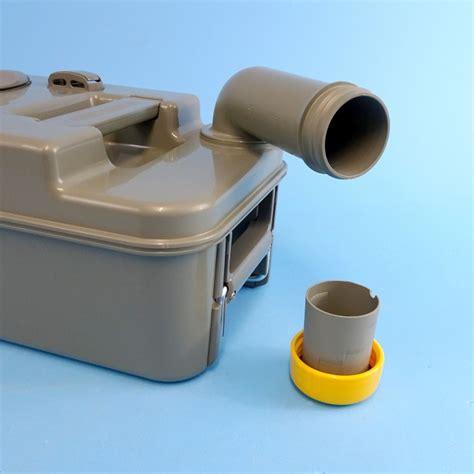 caravansplus 20063874 cassette waste tank suit thetford c2 c4 toilets