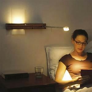 Lampe Liseuse Pour Lit : le charme envahissant de l 39 applique liseuse ~ Teatrodelosmanantiales.com Idées de Décoration