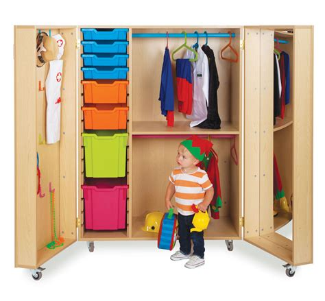 Dress Up Cupboard by Meq9015 Dressing Up Cupboard